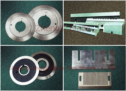 Canned machine knife round, Spain tied round knife, automatic double round knife cutting machine Jordan