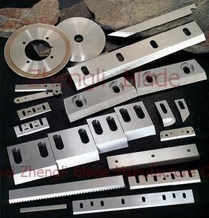 Carton Slitting Machine Blade Yu Hong Yu Wong Saw Blades Woodworking Tools Chicago Shanghai Zhengli Blade Manufacture Co Ltd