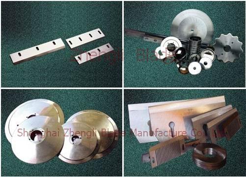 PVC pipe cutting machine blade high speed steel material